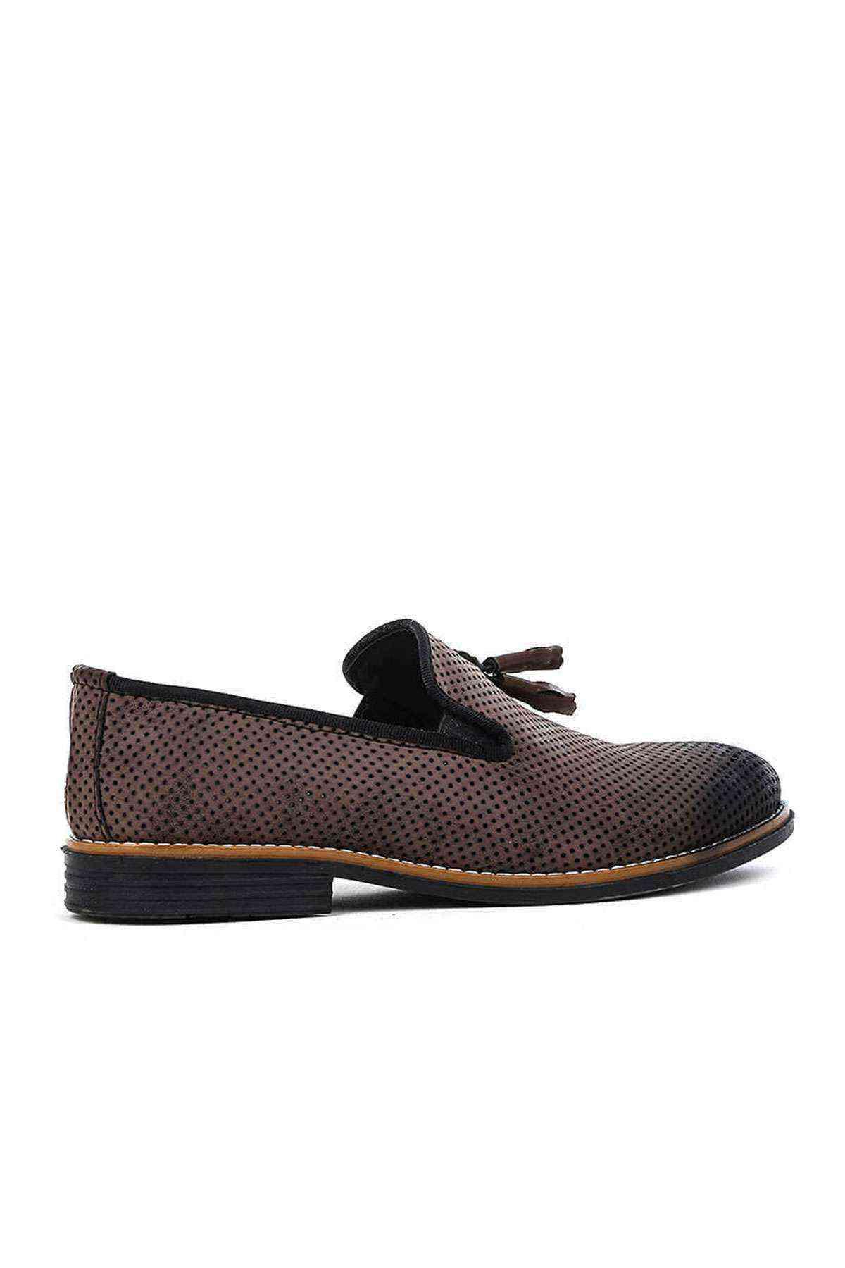 Erkek Casual Ayakkabı - BF 02 Kahve